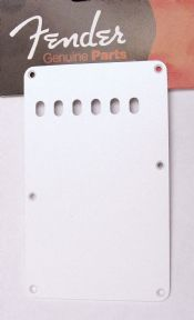 Fender Tremolo Backplate White   099-1320-000